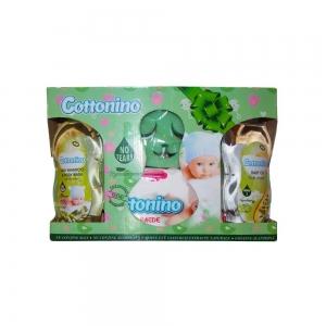 COTTONINO CASETA CADOU GREEN