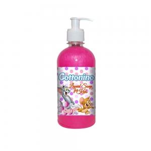 COTTONINO LIQUID SOAP TOM& JERRY BUBBLE GUM